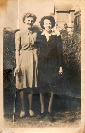 Joan Berridge on the right hand side.