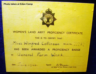 General Farmwork Certificate