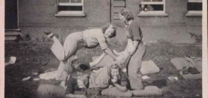 One Saturday afternoon Ipswich Hope House (1943)