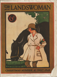 Read The Landswoman December 1918 edition here!