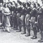 65th Anniversary: WLA Disbandment Parade, London (1950)