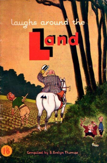 Laughs Around The Land Courtesy of Stuart Antrobus.