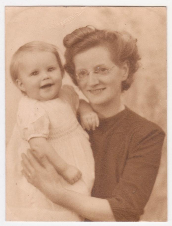 Marietta and child