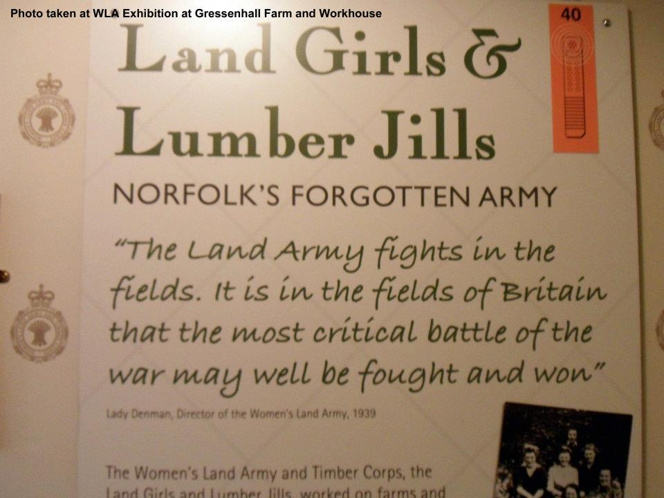 Gressenhall Norfolk's Forgotten Army Exhibition