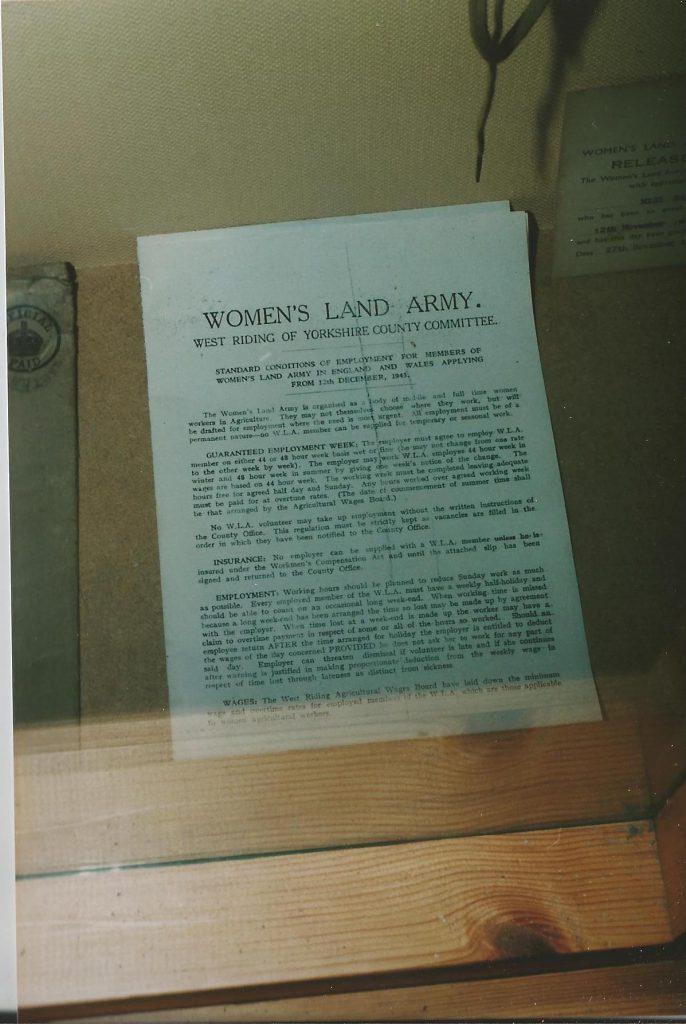 Kent Women's Land Army Museum Photo 3