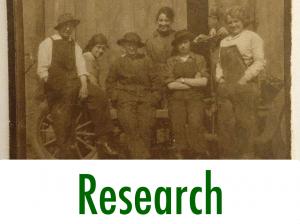 First World War Land Girl Research