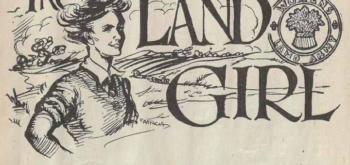 The Land Girl September 1944 front cover
