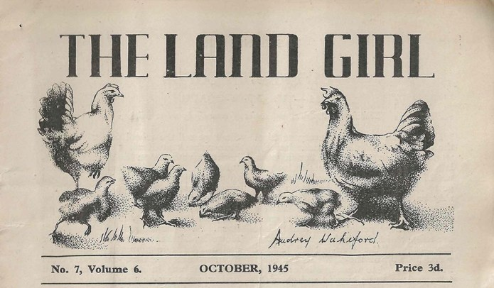 October 1945 Cover