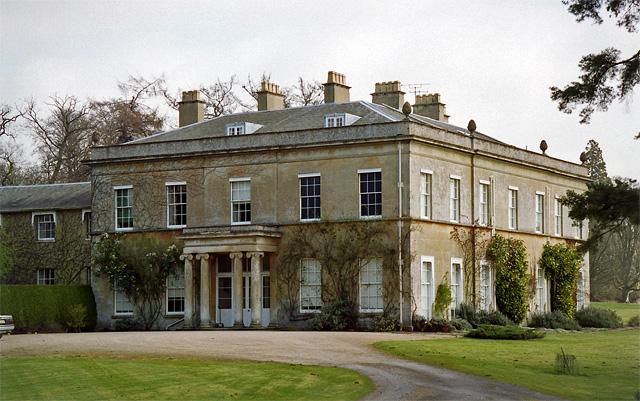 Redenham House