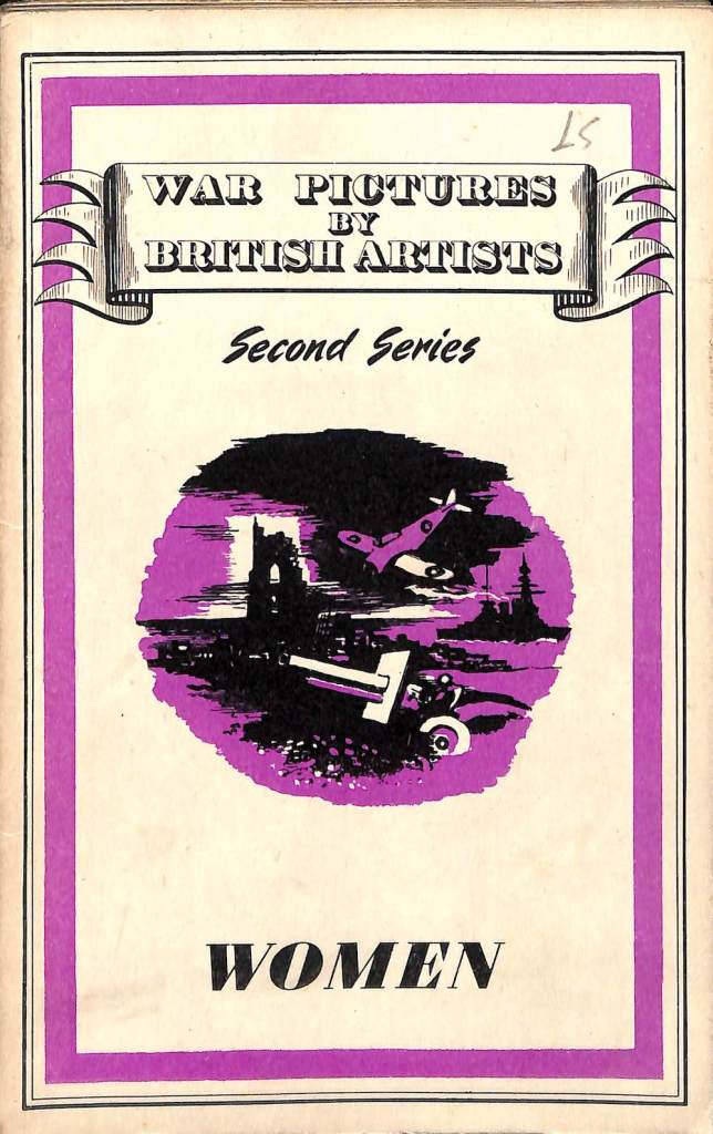 War Pictures by British Artists Front Cover