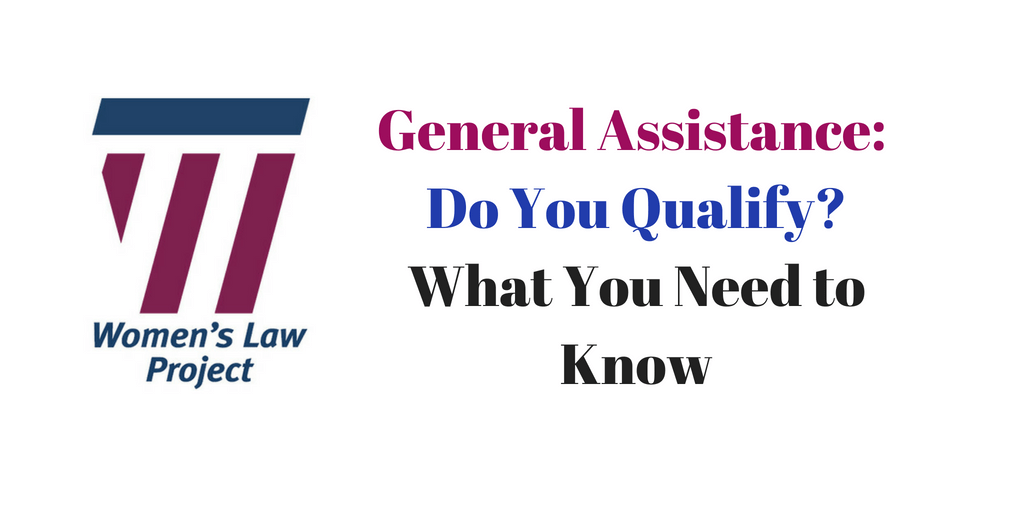 General Assistance Do You Qualify What You Need To Know