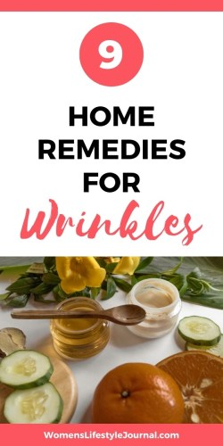 home remedies on table