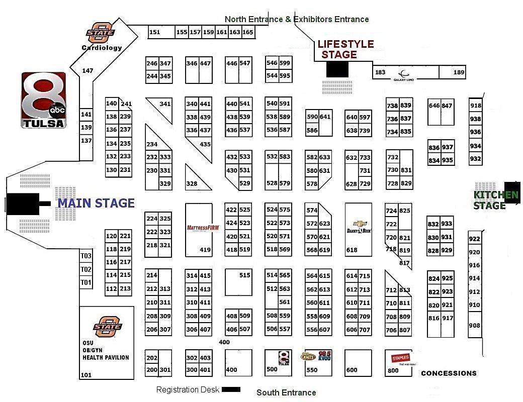 Tulsa 2014 Women's Living Expo