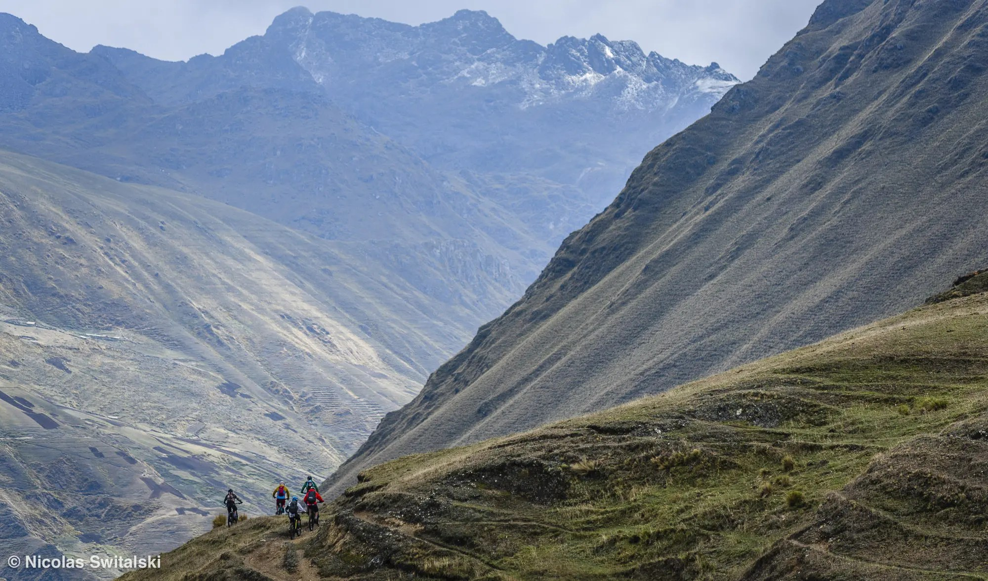 Mountain Biking in the Sacred Valley