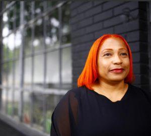 Activist Pamela Winn