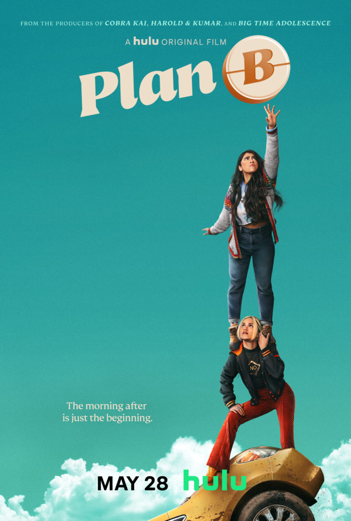 teen film poster featuring sunny and Lupe