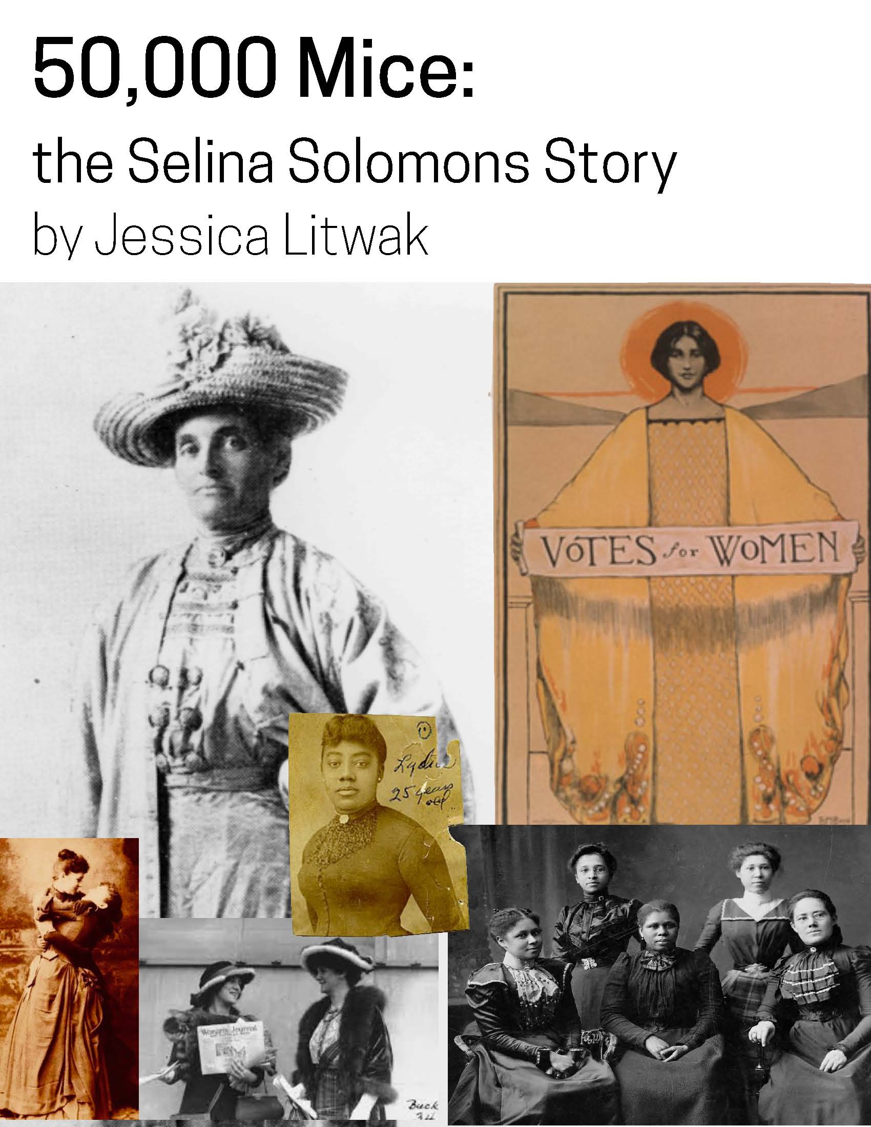 50,000 Mice, the Selena Solomons Story