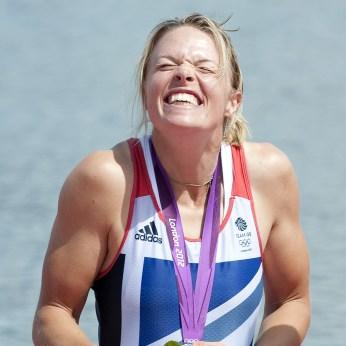 Anna Watkins MBE