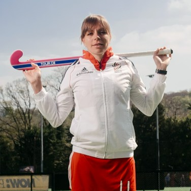 Kate Richardson-Walsh MBE