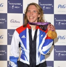 Sophie Christiansen OBE