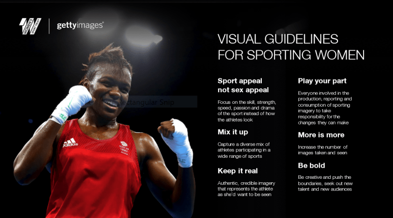 Getty Images partners with Women's Sport Trust to  redefine imagery of female athletes in commercial and editorial storytelling