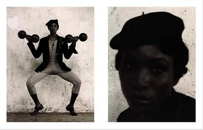 Venus Williams in new photography book by Koto Bolofo
