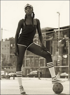 Venus Williams photo by Koto Bolofo