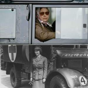 Women drivers 1942