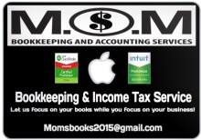 M.O.M Bookkeeping & Accounting Services
