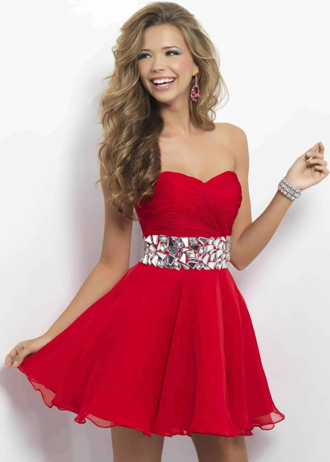 Fashion Prom Dresses 2015 Women Styles Hairstyles Makeup