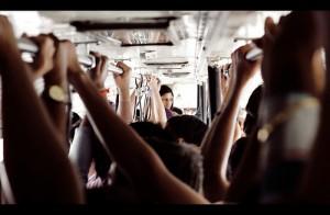 Woman_Bus