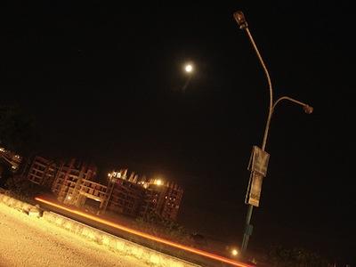 Gurgaon safety at night