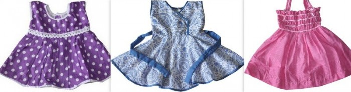 Children's Dresses By Petals