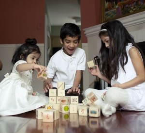 Teaching kids about Indian culture in a modern way