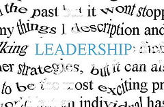 be a leader, not a manager