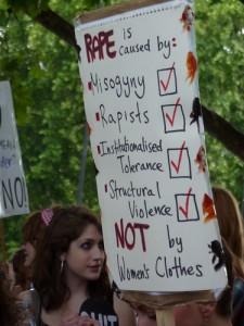 Anti Rape Campaign