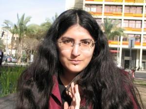 Shiri Eisner: Writer & activist from Tel Aviv