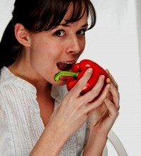 An healthy eating plan: Eating vegetables for a healthy diet