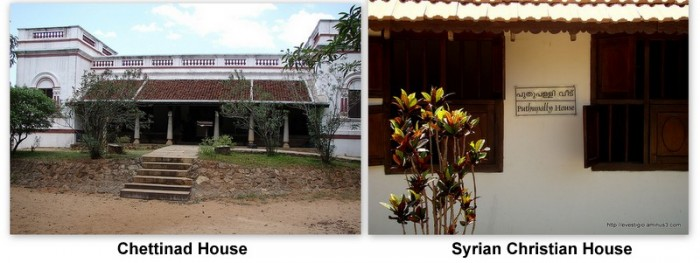 Houses at Dakshin Chitra