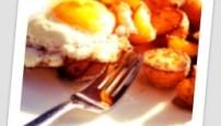 Easy breakfast recipe: Potato Egg Casserole
