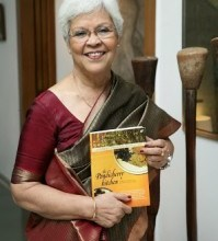 Lourdes Tirouvanziam-Louis: Author Of The Pondicherry Kitchen