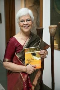 Lourdes Tirouvanziam-Louis: Author Of The Pondicherry Kitchen