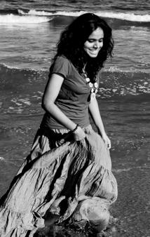 Inspiring Indian woman: Meena Kandasamy