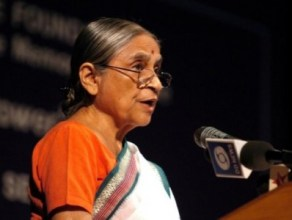 Ela Bhatt, founder of SEWA