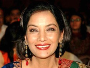Inspiring Indian woman: Shabana Azmi