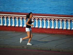 Running in India