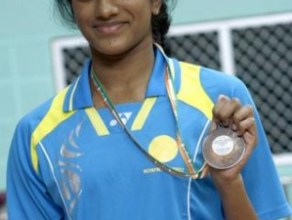 Inspiring Indian woman: P.V.Sindhu