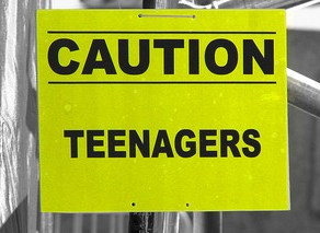 teenagers and parents