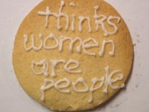 Women are people too