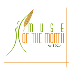 Muse of the month April 2014